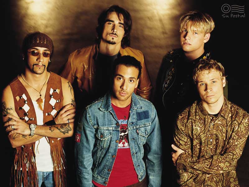 Backstreetboys Kleidung 1998