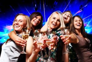 Frauen in der Disco verführen