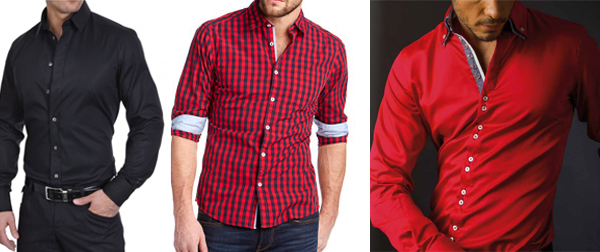 männer hemden tragen
