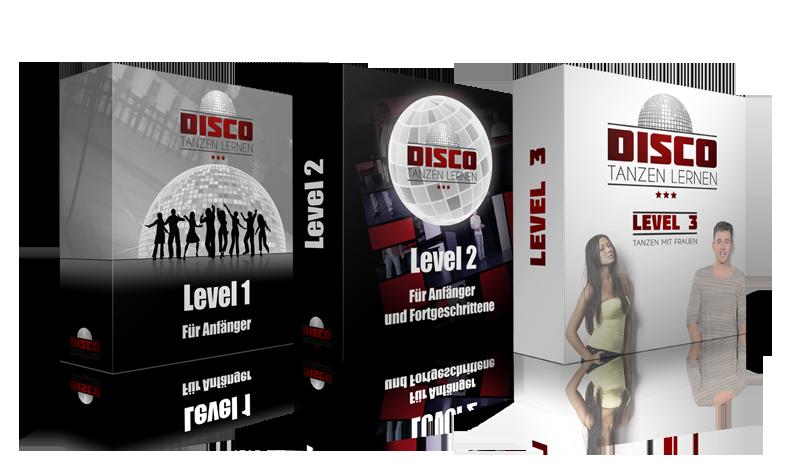 Disco Tanzen Lernen 3-Schritte-Anleitung