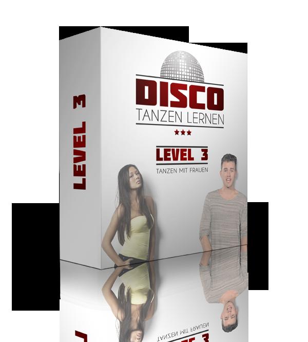 Disco Tanzen Lernen Level 3