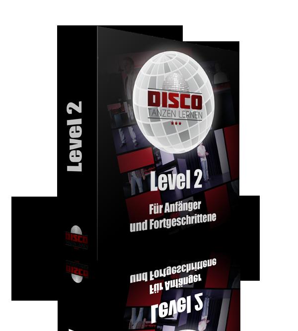 Disco Tanzen Lernen Level 2