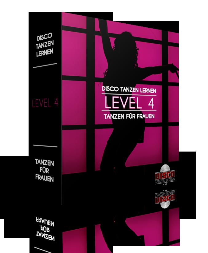 Disco Tanzen Lernen - Level 4 - Tanzen Für Frauen