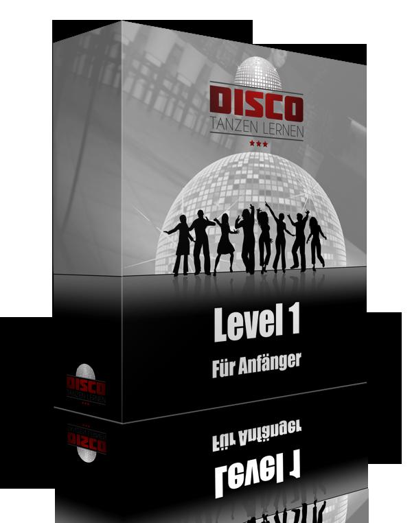 Disco Tanzen Lernen Level 1
